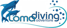 Loma Diving Logo